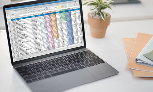 Data List Purchase and Management