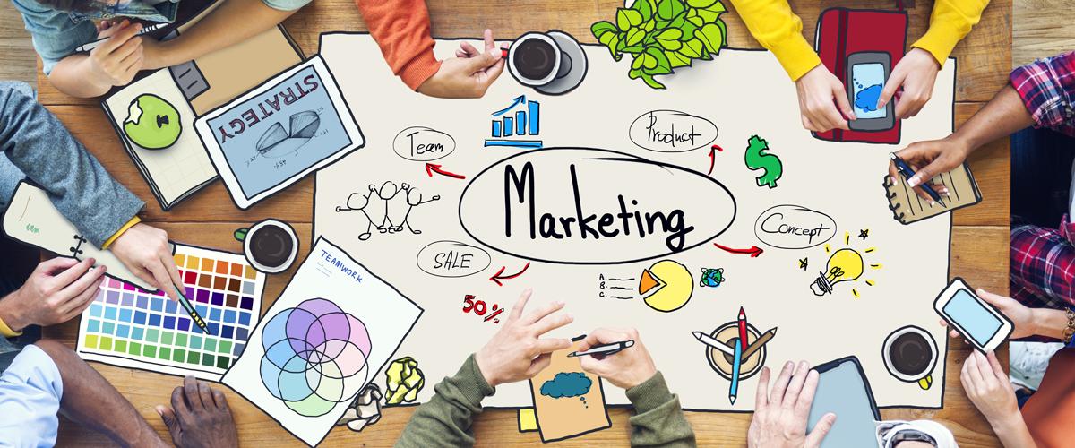 Marketing - Team Brainstorming